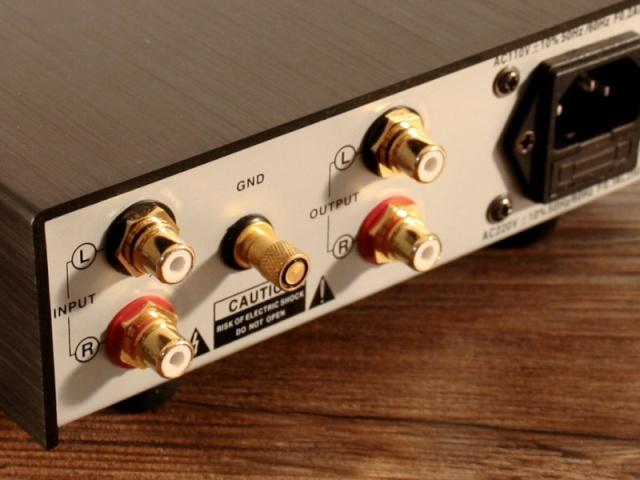 Pre amp per giradischi YAQIN MS-11B MM RIAA Photo_12
