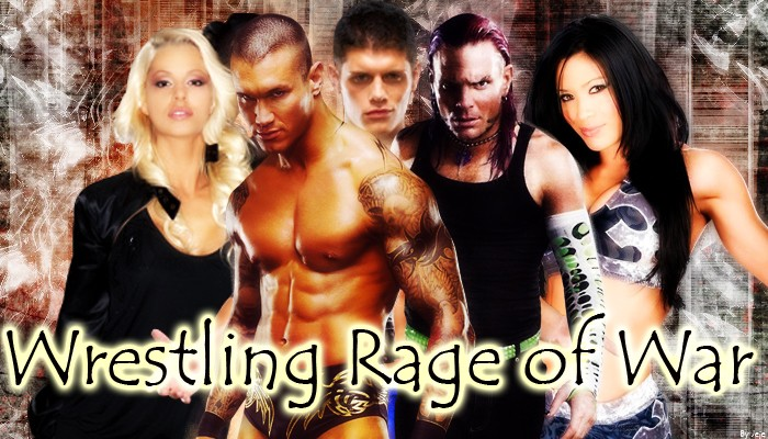 Wrestling Rage of War