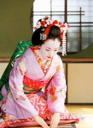 Les Geishas 芸者 Untitl12