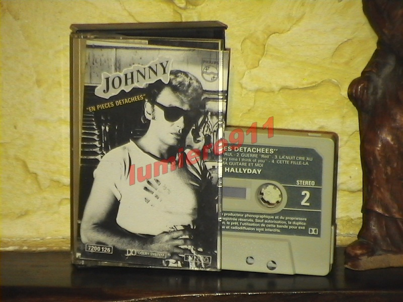 COLLECTION LUMIERE911 K7 AUDIO ET VIDEO Photo197