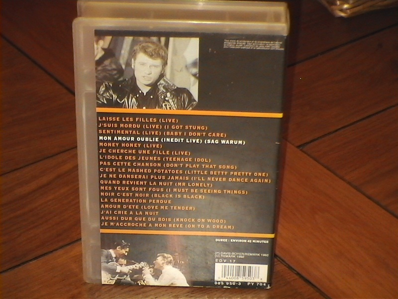 COLLECTION LUMIERE911 K7 AUDIO ET VIDEO - Page 7 Premie11
