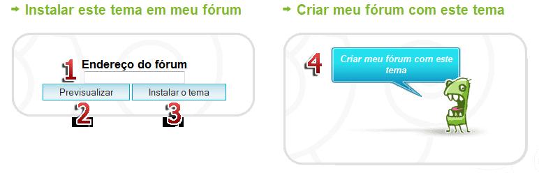 [FAQ] Instalar / criar um fórum com um tema do HitSkin Img220