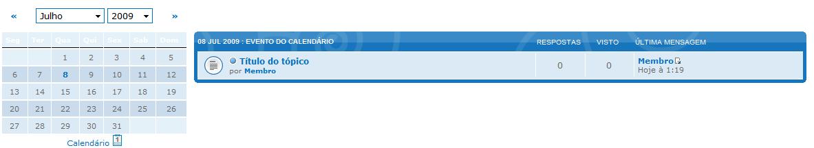 [FAQ] Gerir e criar eventos no calendário Img319