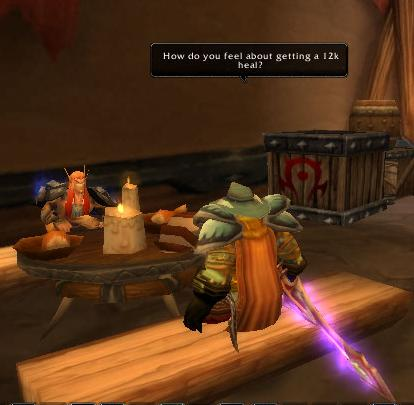 TMZ = Tauren Mating Zone Wow_in10