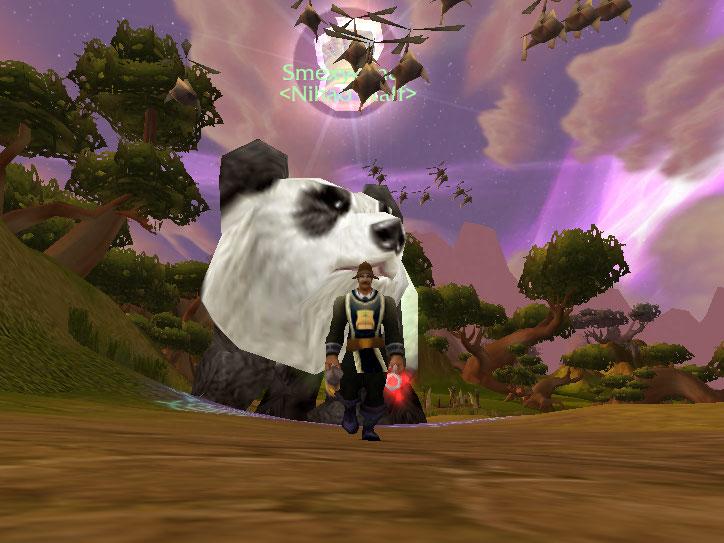 OMFG FLYING PANDAS!! Wowscr13