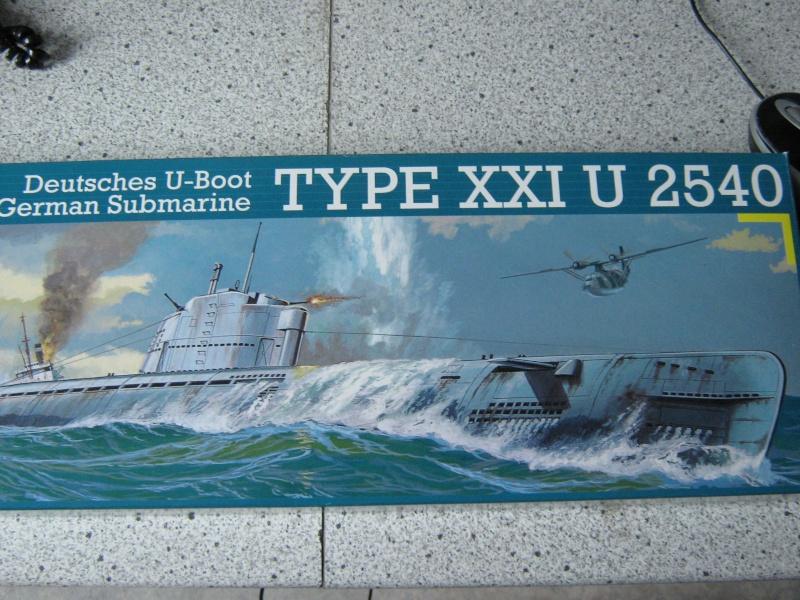 Revell Typ XXI  U-2502 Img_0921