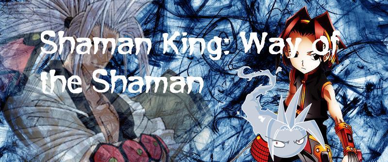 Shaman King Why of the Shaman