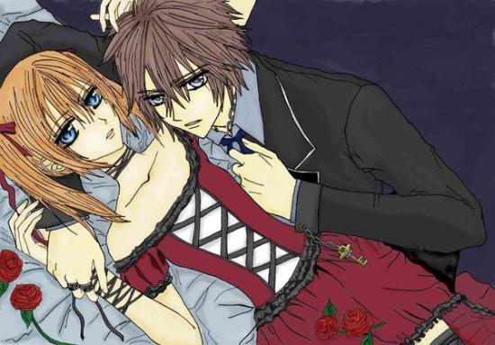 Vampire Knight *** Matsuri Hino*** - Page 9 79613310