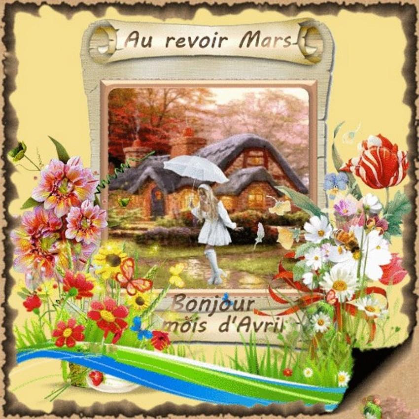 Les bonjours et contacts jounaliers du Mois d' Avril 2019 01041910