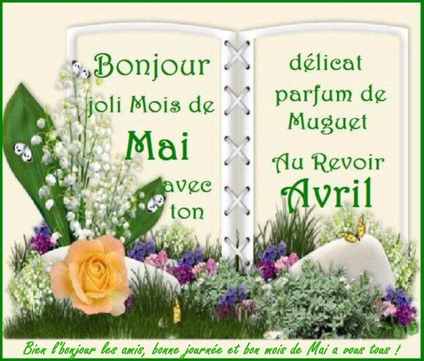 Les bonjours et contacts jounaliers du Mois de Mai 2019 01051910