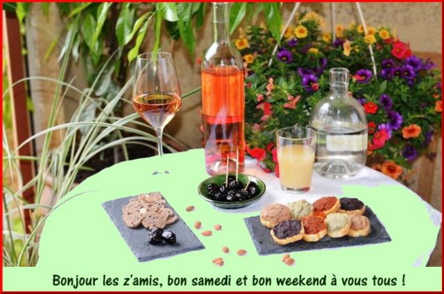Les bonjours et contacts jounaliers du Mois d' Août 2019 - Page 2 31081910