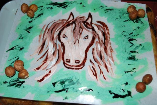 cheval, zèbre et licorne - Page 4 Cheval10