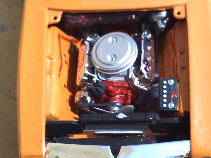 """Dodge charger """"général lee"""" Pict0018"""