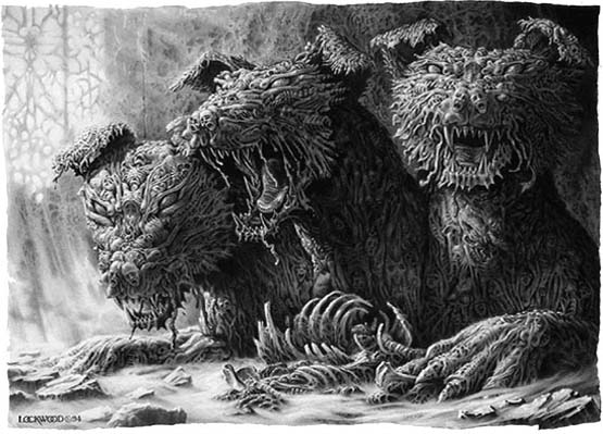 Monstres en images Cerber10