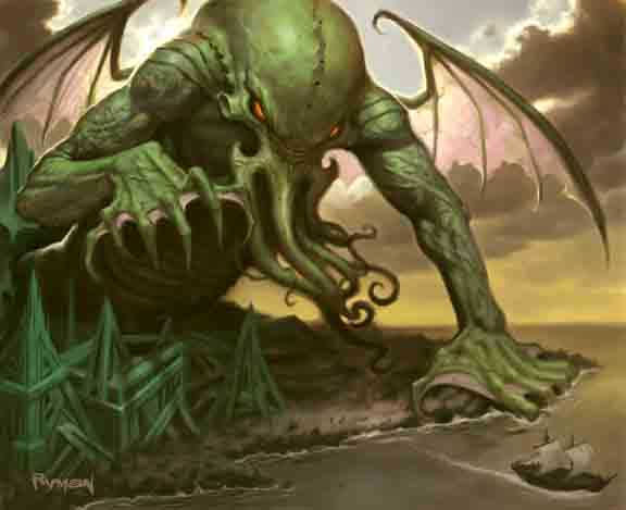 Monstres en images Cthulh11