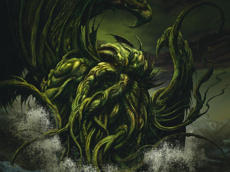 Monstres en images Cthulh12