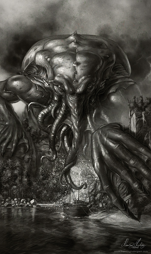Monstres en images Cthulh13