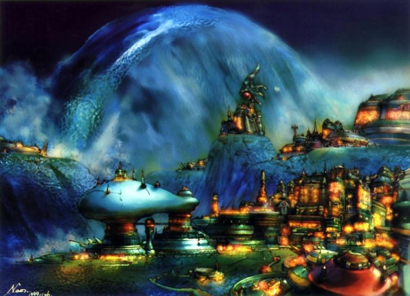 [IMAGES] Paysages et décors (jeux vidéos) Zanark11