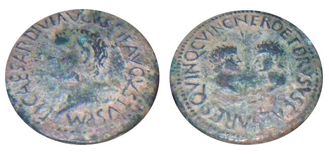 Semis de Cartagonova - Tiberio. Anv134