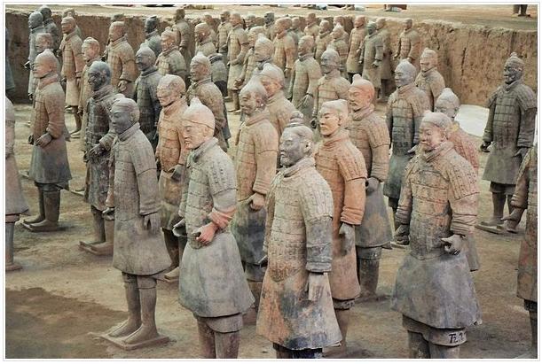 Guerreros de Xian. Anv92