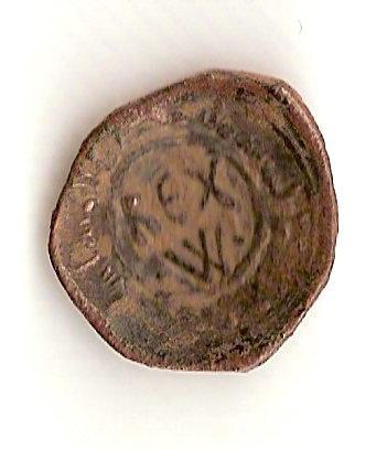 Follaro de Messina (Sicilia) - Rey William I (1154-1165) Rev55
