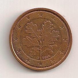 2 Céntimos de Alemania del 2005 Rev_0010