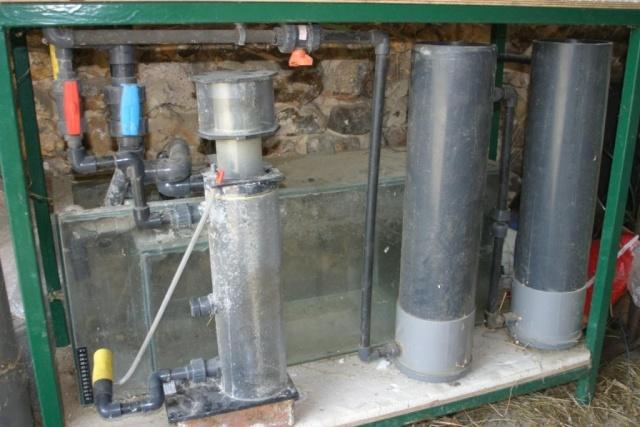 Comment monter un bac récifal? Aqua111