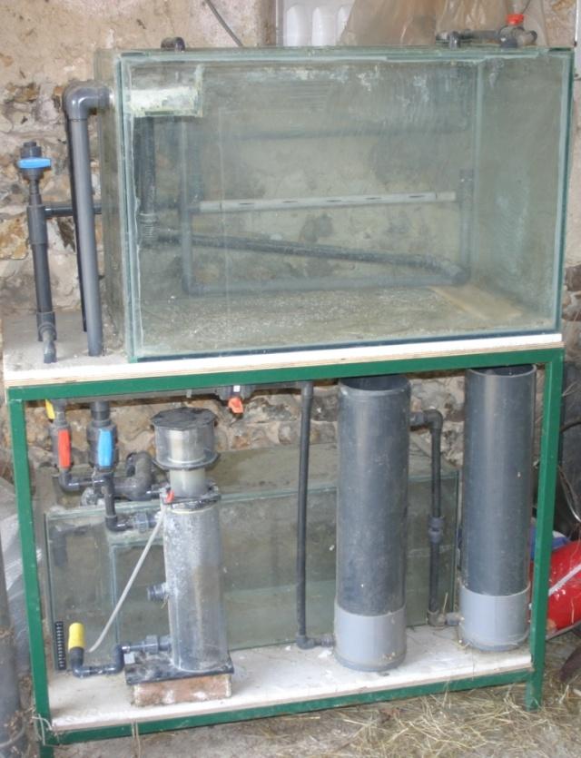 Comment monter un bac récifal? Aqua211