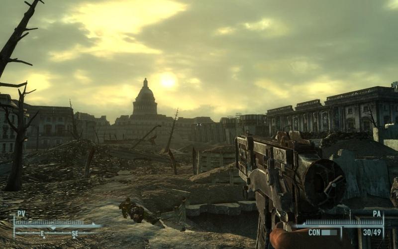 Fallout 3 - Imágenes Fallou12