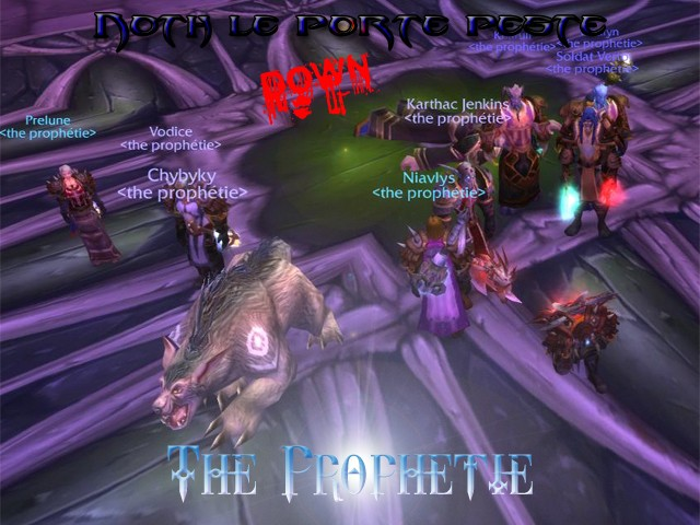 Forum de la guilde The Prophetie - Portail* Noth_d10