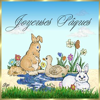 Joyeuses Pâques, les ami(e)s!!!! Easter10