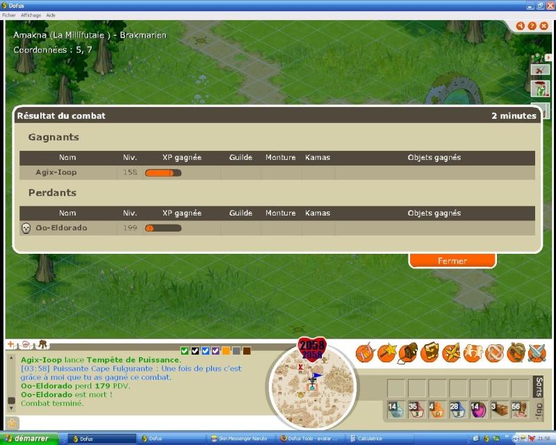 Screen de Agixlenonmulapex Agix_r10