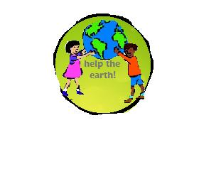 Help The Earth Buttons New10