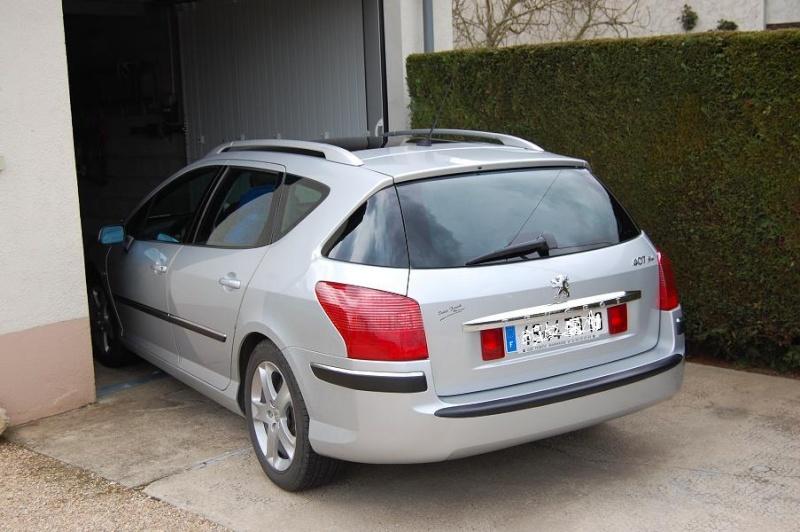 [VDS] Peugeot 407 SW sportpack 310