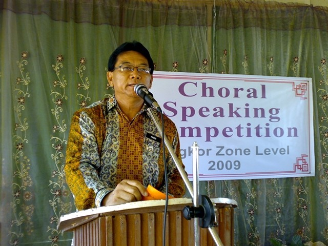 Choral Speaking Competition (Bingkor Zone) 14may2009 14052010