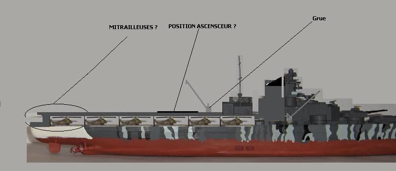 Conversion Tirpitz 1/570 en porte-hélico fictif - Page 2 Hpim0612