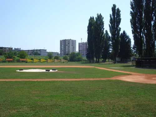 Terrain de Baseball en Croatie !! Field11