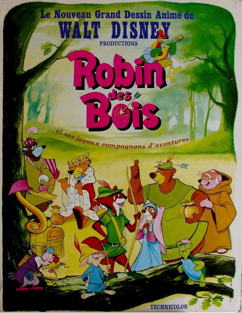 Robin des Bois [Walt Disney - 1973] - Page 2 1974_110