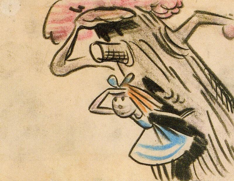 Alice au Pays des Merveilles [Walt Disney - 1951] - Page 6 Rossin11