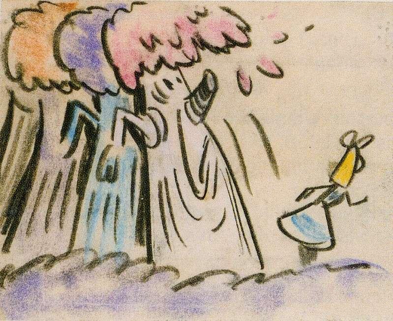 Alice au Pays des Merveilles [Walt Disney - 1951] - Page 6 Rossin12
