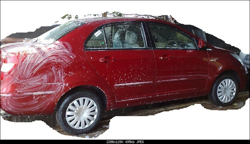 Clear pictures of Tata Indigo Manza before it launch Manza_10