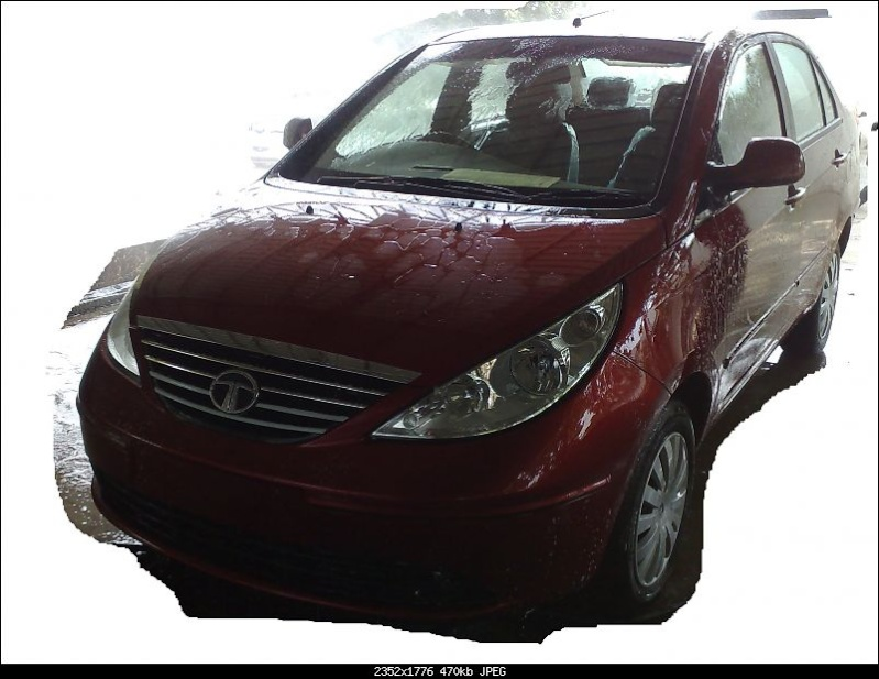Clear pictures of Tata Indigo Manza before it launch Manza_12