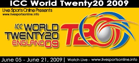 ICC World Twenty20, 2009....live Nowq10