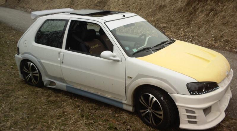 [Admin] Peugeot 106 en cours de prépa - Page 6 Tof01612