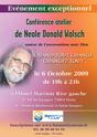 Neale Donald Walsch à Paris Nealed10