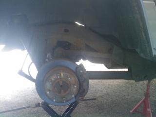 Restauration Châssis sur un Hummer H2 Image_48