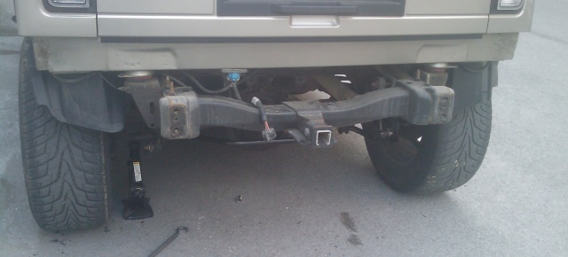 Restauration Châssis sur un Hummer H2 Image_61