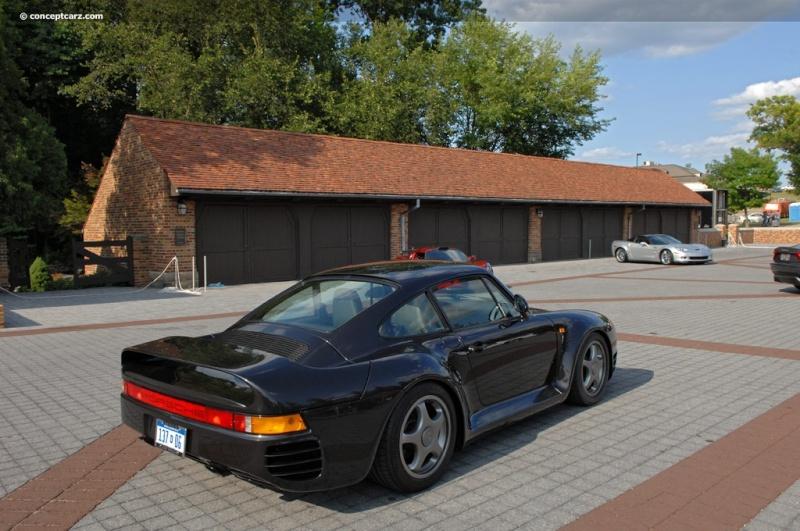 La 959 pour moi la Porsche de rêve : - Page 2 87-por11