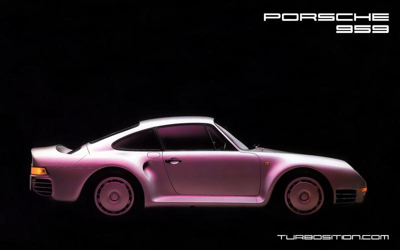 La 959 pour moi la Porsche de rêve : - Page 2 Porsch26
