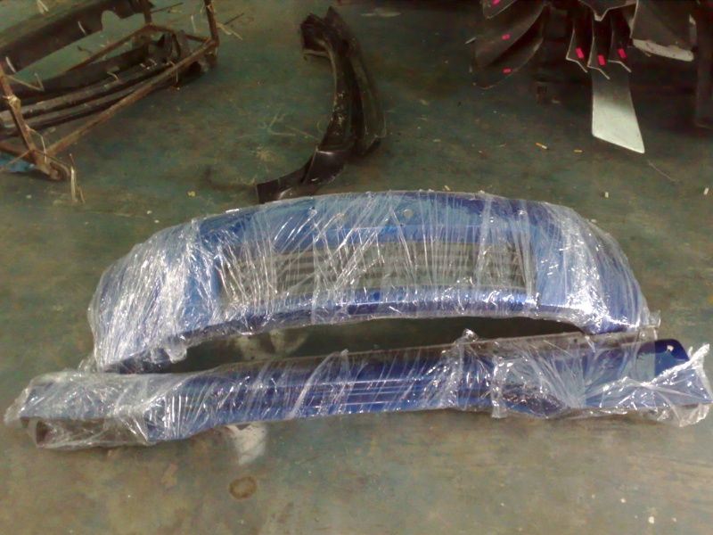 oem failady z350 frond bumper & side skirt use for sell 10112016